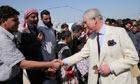 Prince Charles visit Jordan