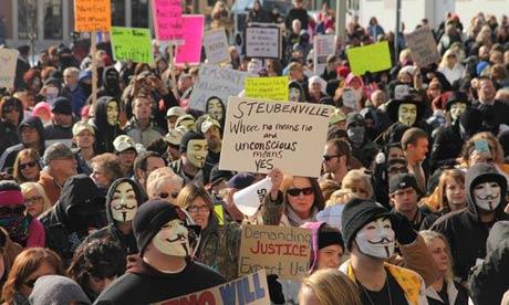 Steubenville Ohio rape case