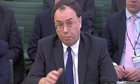 Andrew Bailey banking regulator