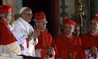 Jorge Mario Bergoglio becomes pope Francis