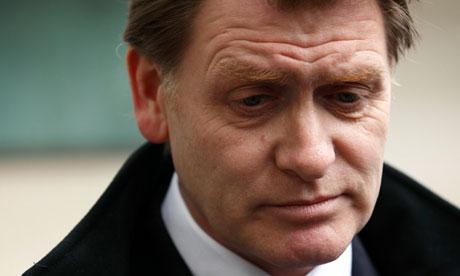 eric joyce denies drunk parliamentary brawl