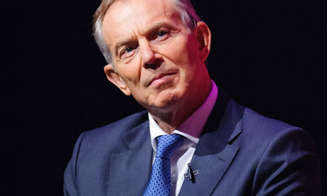 Tony Blair's claims about Iraq's weapons of mass destruction are challenged again in Monday's Panorama. Photograph: Dominic Lipinski/PA