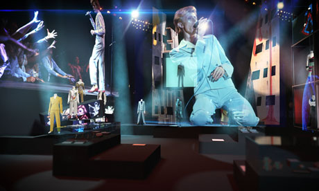 David Bowie Is becomes the Victoria and Albert's fastest-selling event ever