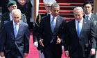 Barack Obama hails 'eternal' US-Israel alliance at start of Middle East visit