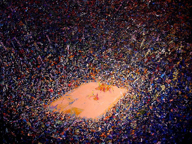 Basketball Oil Painting Beautiful Games Oil Paintings