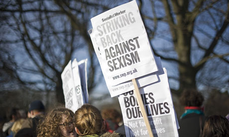 Challenging sexism is at the heart of the SWP's work | Julie Sherry