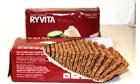 Packet of Ryvita crispbread