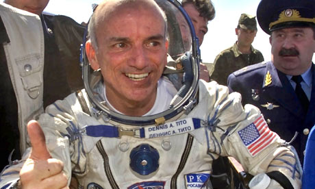 Dennis Tito, the millionaire and former space tourist, founded the Inspiration Mars Foundation