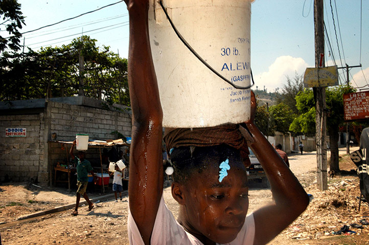 Modern slavery: Haitian street children and restaveks