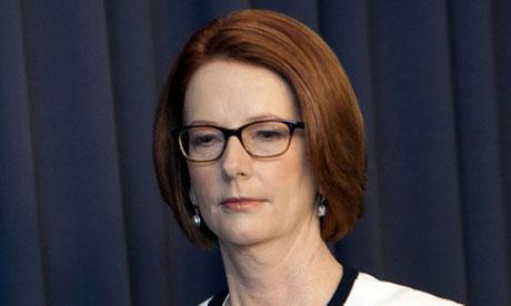 Julia Gillard has named her reshuffled cabinet after the damaging leadership crisis