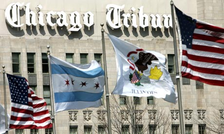 Chicago Tribune paywall