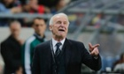 Giovanni Trapattoni points