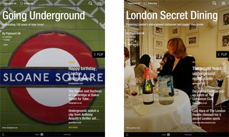 Flipboard 2.0 looks to make everyone the editor of their own magazine