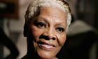 Dionne Warwick arriving at the Grammy Museum