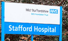 Stafford hospital, where care fa