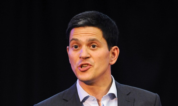 David Miliband, the Labour former foreign secretary, is resigning as an MP.