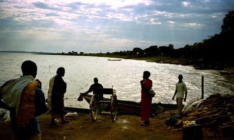 sea in Africa