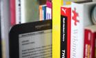 Amazon's Kindle e-book reader