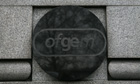 Ofgem's logo at its headquareters