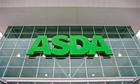 Asda supermarket front