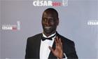 Omar Sy at Cesar awards
