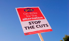 PCS protest