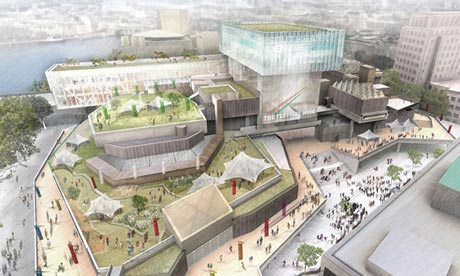 Southbank Centre plans