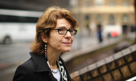 Vicky Pryce, ex-wife of Chris Huhne, arrives at Southwark crown court on March 7, 2013.