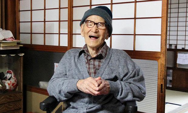 Jiroemon Kimura 2013 Jiroemon Kimura 115