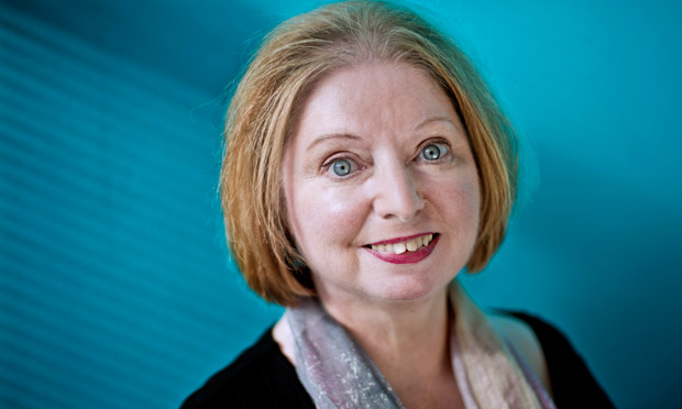 Hilary Mantel hits back in Duchess of Cambridge row   Books   The Guardian - Hilary-Mantel--011