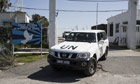 UN hostages freed in Syria
