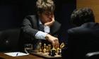 Chess world number one Magnus Carlsen