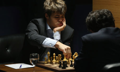 News for one player chess