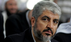 Hamas Khaled Mashaal election victory