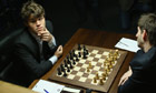Chess tournament Magnus Carlsen world number one