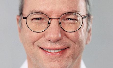 Eric Schmidt portrait
