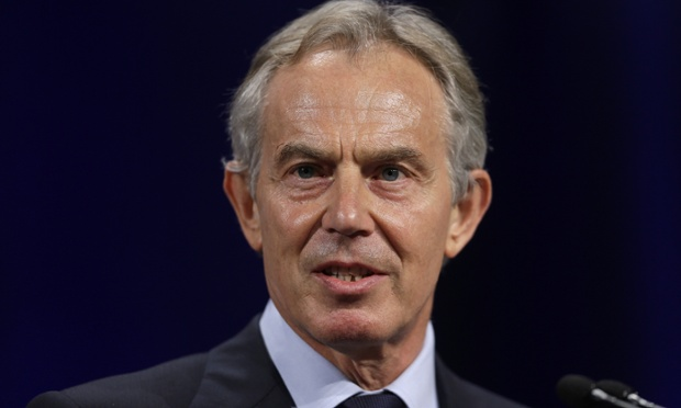 Tony Blair has issued a warning to Ed Miliband over Labour strategy.