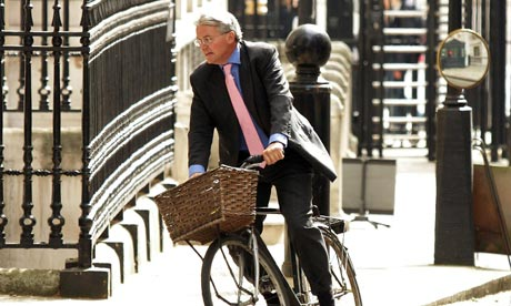 Andrew Mitchell, former Tory party chief whip