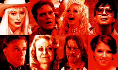 Top 32 Character actors