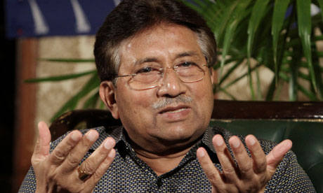 Musharraf
