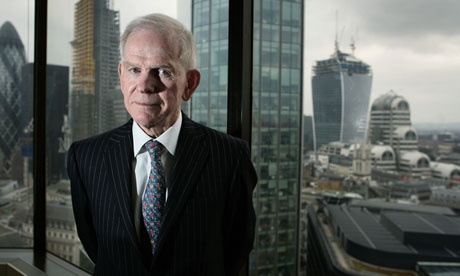environmental philanthropist Jeremy Grantham
