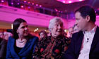 Jo Swinson, Dame Shirley Williams and Nick Clegg