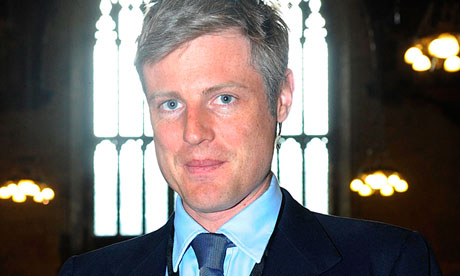 Zac Goldsmith MP is one of the coalition MPs expected to rebel in Tuesday's vote