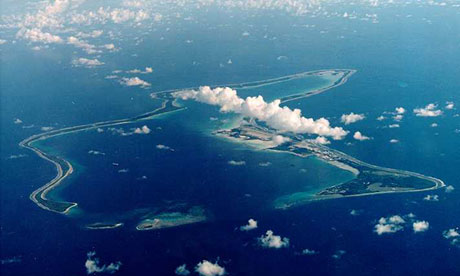 Diego Garcia, Chagos Islands