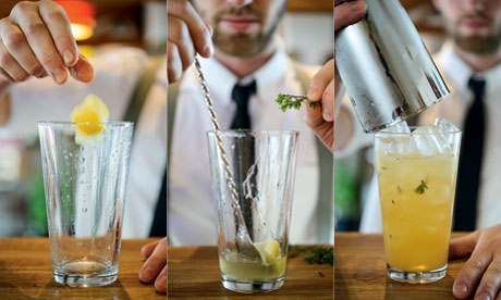 The Ethicurean cocktail