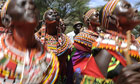 masaai women
