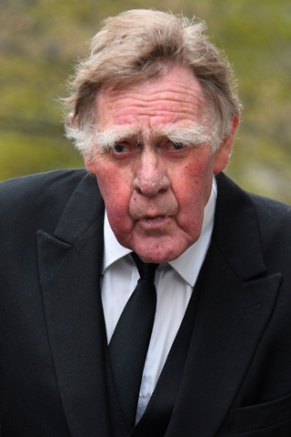 What's the eyebrow equivalent of the Handlebar Club? Bernard Ingham, former press secretary to  Margaret Thatcher.