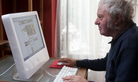 Elderly Using Technology Used Internet | Technology