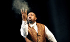 Lenny Henry in Othello at the West Yorkshire Playhouse