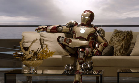 Iron Man 3 … 'Expect more corporate shenanigans in chapter 3, due